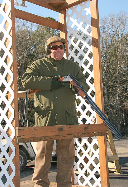 """1/31/2007<br /> <br /> I had a great day of shooting skeet and sporting clays at the Suffolk Trap and Skeek Range in Yaphank (631-924-5600).  This is Dean who I have not shot with for about 6 years or at least since this range was previously closed.  It reopened a few months ago after much litigation due to complaints about noise from a few of the neighbors in the surrounding area.  Thanks to it opening again I was able to reconnect with other sportsmen that I knew in the past.<br /> <br /> Click on link below to view more images<br /> <br /> <br /> <br /> <br /> <a href=""""http://skimmer.smugmug.com/gallery/2523065"""">http://skimmer.smugmug.com/gallery/2523065</a>"""