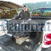 550 lb bear, Seven Bucks Hunting Club, Beaver Brook NY