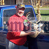 Jim Caruso shot this 8-pointer in Youngsville. It weighed 152 pounds and scored a total of 53 points.