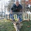 James Hudgins B & C deer