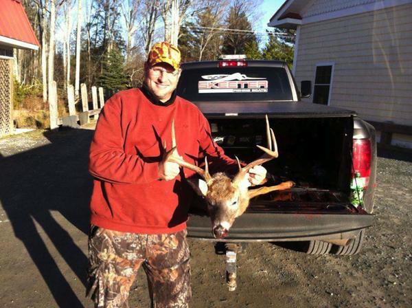 Kevin Brockner rifle