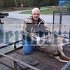 Fred Schneider deer