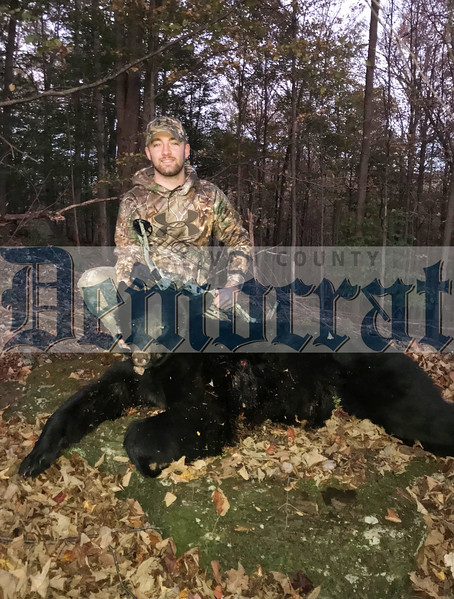 Hunters bear