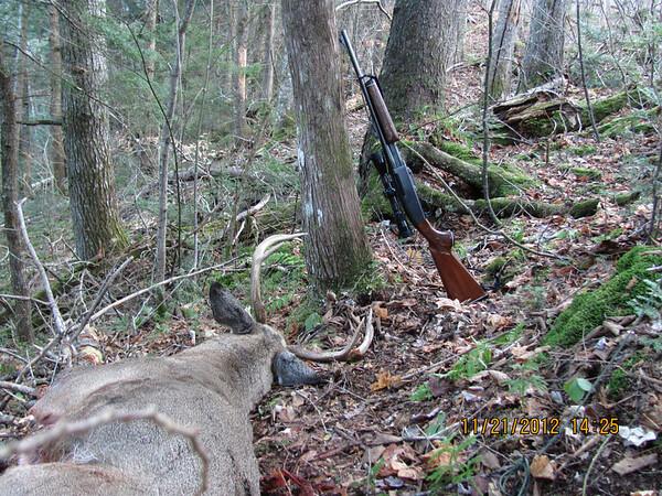 2012 Maine Hunt