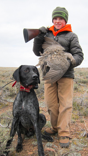 2013 UT Sage Grouse