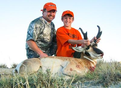 2013 WY Antelope