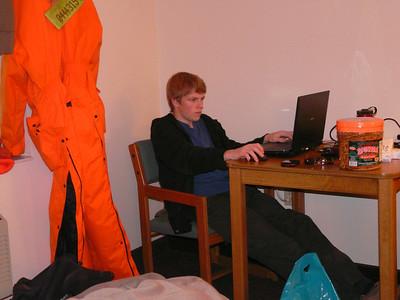 Spencer, hunting for hotel throughput