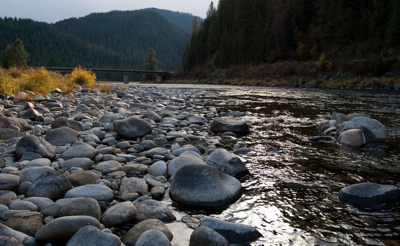 Lochsa River.