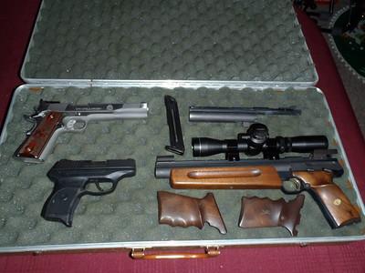 Guns of 2011