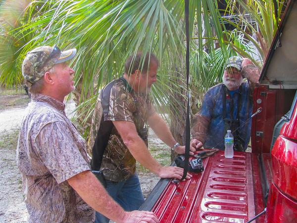 boys at truck
