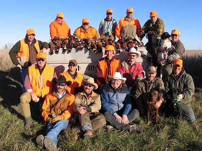 Hunting Sampler