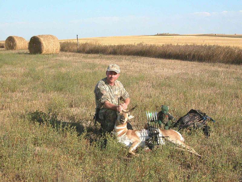 N.D. archery antelope.