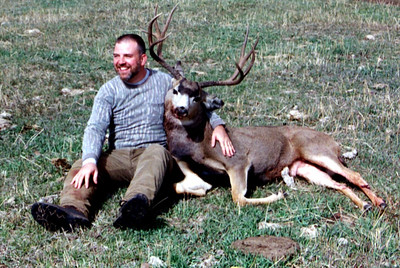 2000 - Best Muledeer Ever - Wood Canyon, Hopkin Ranch, Utah
