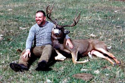 2000 - Best Muledeer Ever - Wood Canyon, Hopkin Ranch, Utah