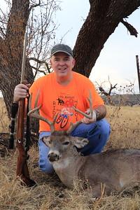 Salt Fork Ranch - near Aspermont, Texas - December 9, 2014