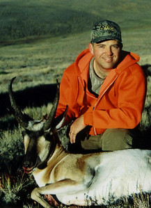 2000 - Pronghorn - Vermillion Ranch near Maybell, Colorado
