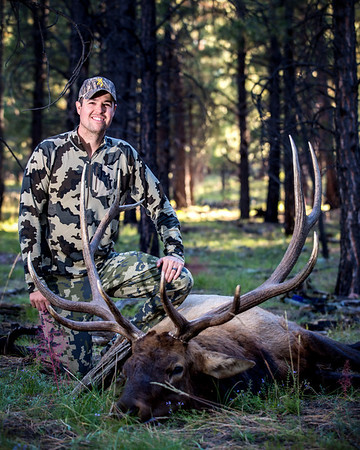 Jason's 2013 Elk Hunt