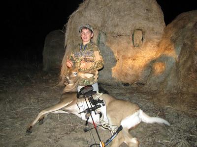 Matthew hunting
