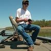 Levi - day 1 fishing