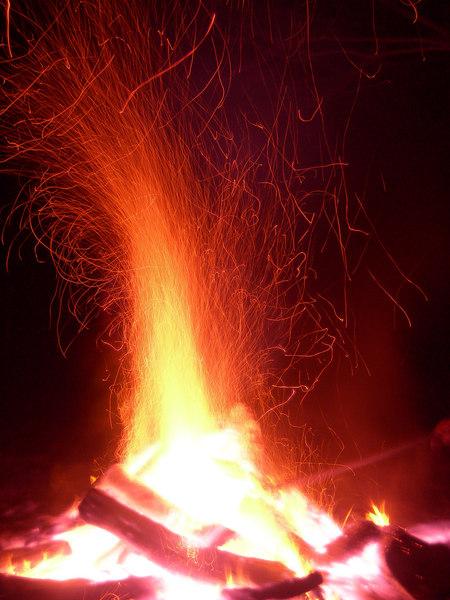 Firey Sparks.