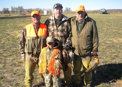 Pheasant Hunting 2012