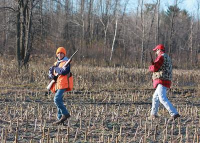 Pheasant Hunting (Monfres - Nov 6, 2010)