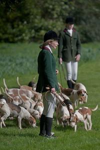 RAC Beagles visit The Burton.