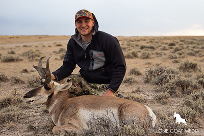 2018 Wyoming Pronghorn Antelope