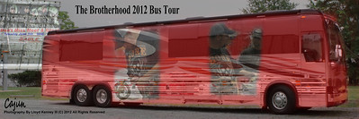 On Tuesday June 5th The Brotherhood 2012 Bus Tour started in Douglasville, Georgia. Their first stop was Gables Sporting Goods. Photography By Lloyd Kenney III (C) 2012 All Rights Reserved.