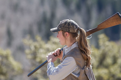 Grouse hunting in Utah