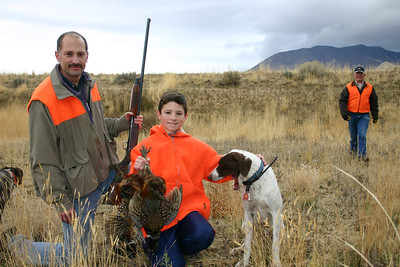 Youth Pheasant Hunt Utah