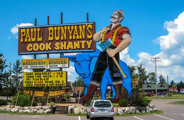 Paul-Bunyan's