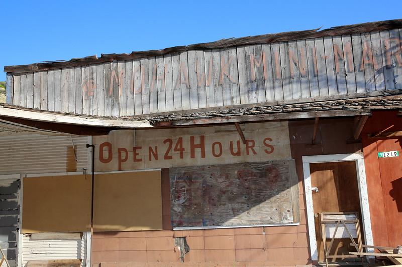 """Open 24 Hours?"" Arizona (c)2014"