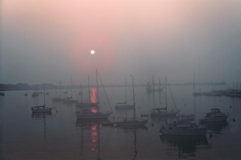 Severn River Sunrise, Maryland (c)2009