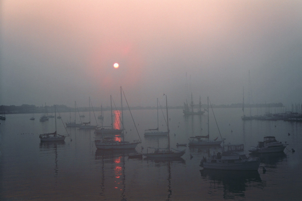 Severn River Sunrise, Maryland (c)2009