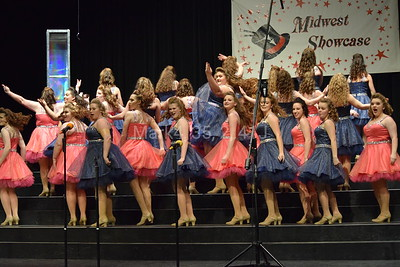 Huntington N. Midwest Showcase Choral Invitational