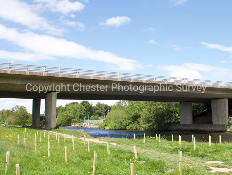 A55 River Dee Crossing: Huntingdon