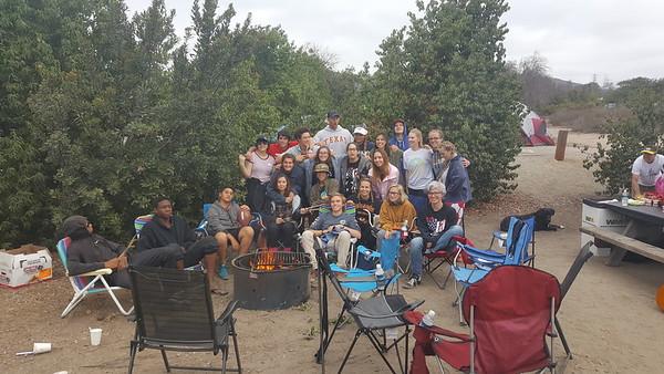 HSM Adventure Camp - San Mateo Camp Ground - October 2016