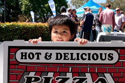 Pizza Weekend - 2012
