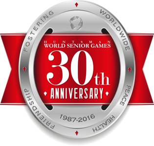 Huntsman World Senior Games 2016