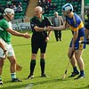 Robert Emmetts v Kilburn Gaels in the Cityjet 2017 London Senior Hurling Final 2017