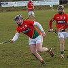 Carlow 3-12 v 0-7 London.  Emmetts Fergus McMahon's first game as Manager on 'home' soil, without the comfort of having the Kilburn lads available, although Henry Vaughan was introduced in the first half.   Carlow were ruthless in the first fifteen minutes with 3 goals.  It was a tough outing for London who were able to put up a better fight in the second half.  Keep the faith.
