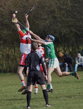 London v Derry Allianz League