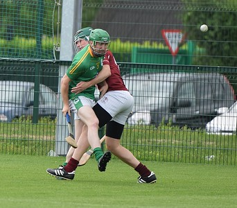 T McCurtains v Bros Pearse Ronan Cup Final
