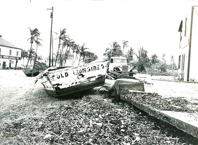 boat damage donna