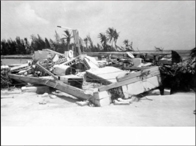 Hurricane Donna Photos