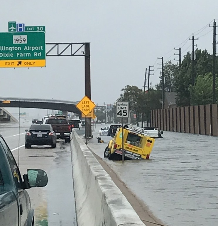 . Many of the roads are flooded causing motorists to be detoured miles out of their way. One motorist said it took him eight hours to reach a destination that was only about one hour away. Bill Jarvis For The Macomb Daily