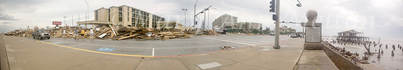 Hurricane Ike, Galveston, Texas