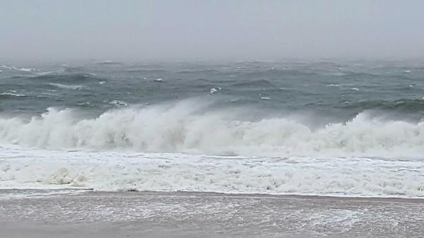 Hurricane Matt Oct 9 2016