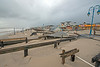 Belmar Boardwalk - October 30, 21012